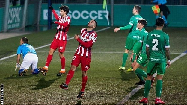 Cornella will look to pull off an upset. Image Source: BBC