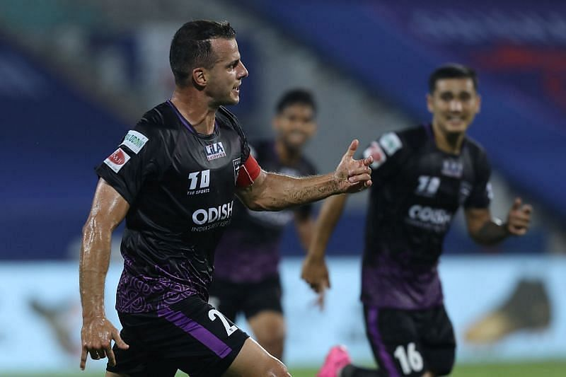 Odisha FC picked up their first win of the season against Kerala Blasters FC (Courtesy - ISL)