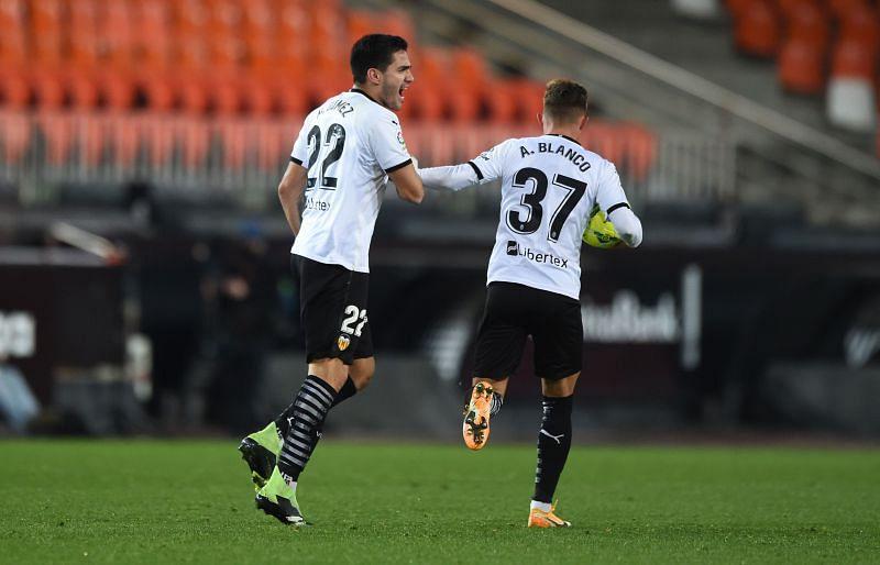 Valencia take on Yeclano this week