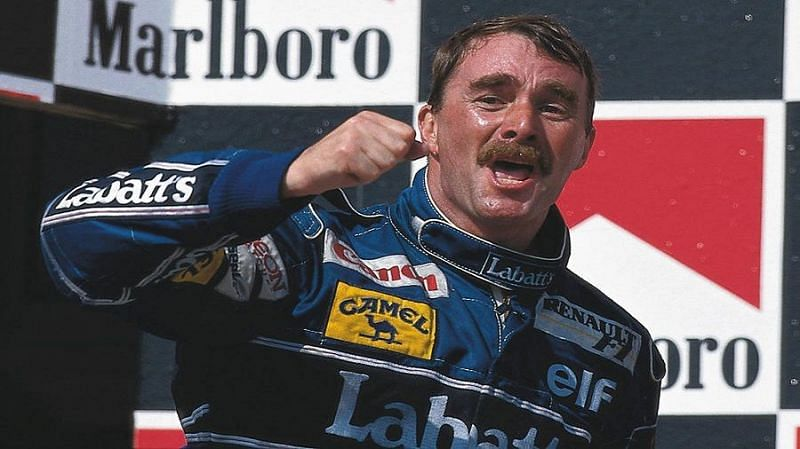 Williams replaced Nigel Mansell and Alain Prost after they won the titles