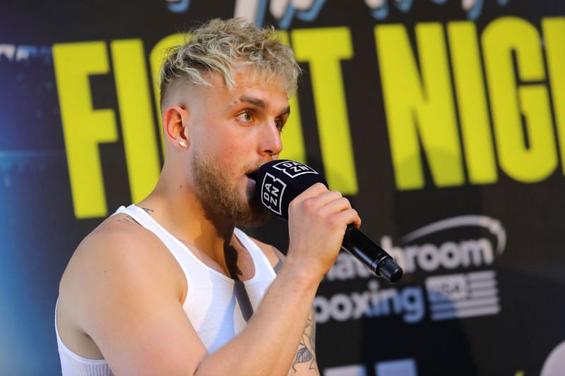 Jake Paul announces the date of his next fight on social media