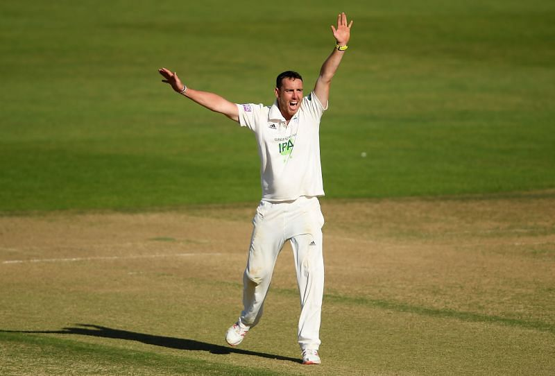 Kyle Abbott has signed for South Africa