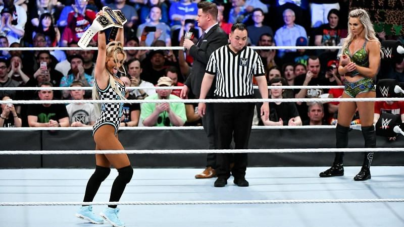 Carmella enjoying her time as SmackDown Women