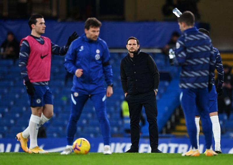 Lampard needs to turn his season around