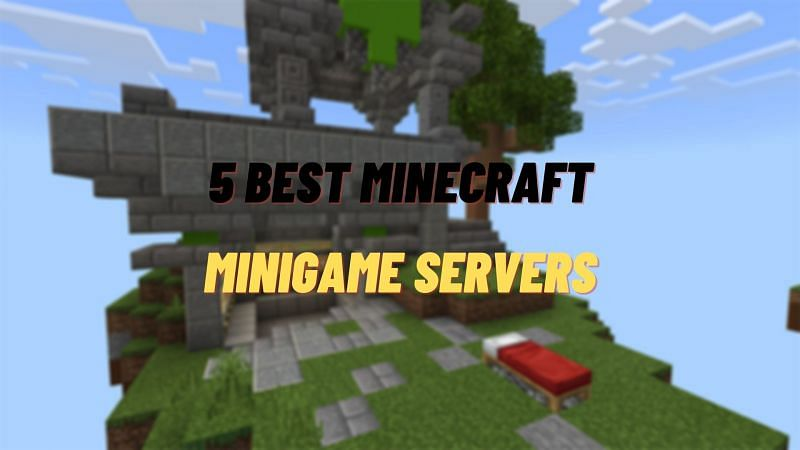 Minecraft minigame servers dominate the multiplayer scene