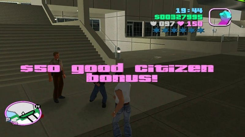 The good citizen bonus was quite the experience (Image via Piecemeal (YouTube))