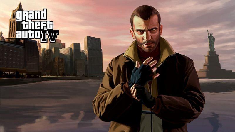 Grand Theft Auto IV. Image via WallpaperAccess