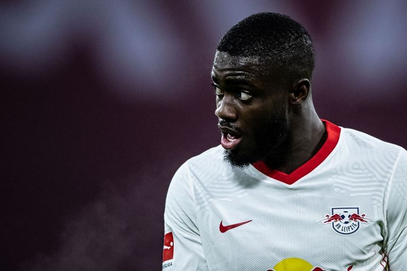 Chelsea target Dayot Upamecano is of interest to Bayern Munich