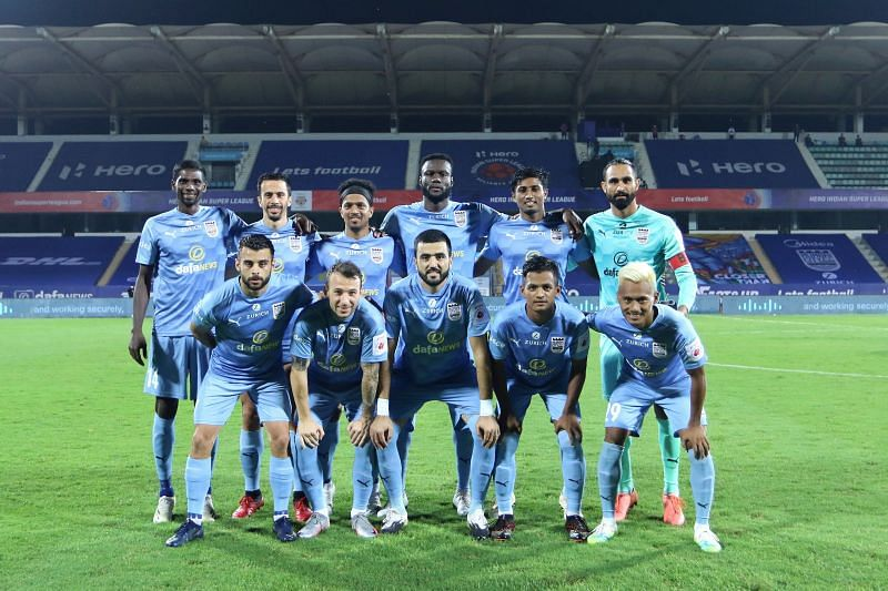 Mumbai City FC are on a six-match unbeaten streak (Courtesy-ISL)