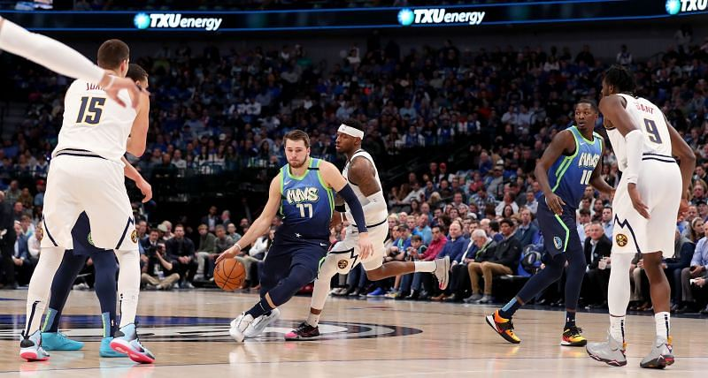 The Denver Nuggets and the Dallas Mavericks will face off on Thursday