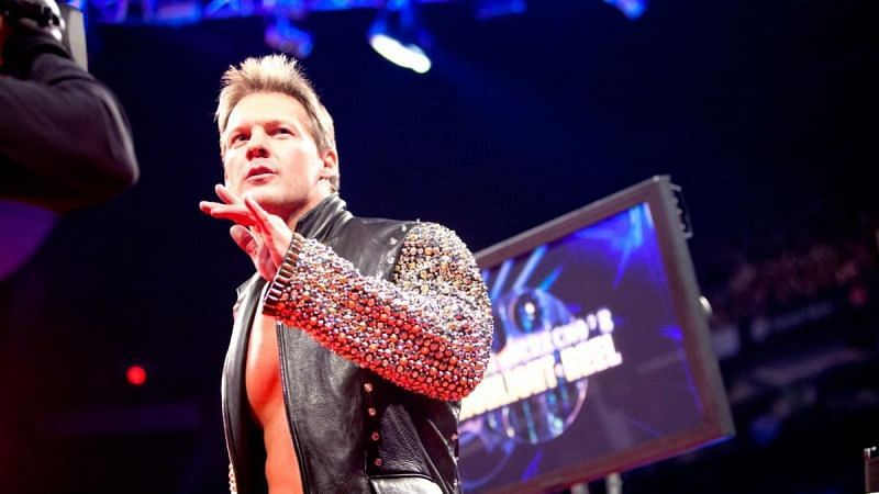 Chris Jericho is a nine-time WWE Intercontinental Champion
