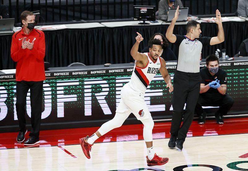 Chicago Bulls v Portland Trail Blazers