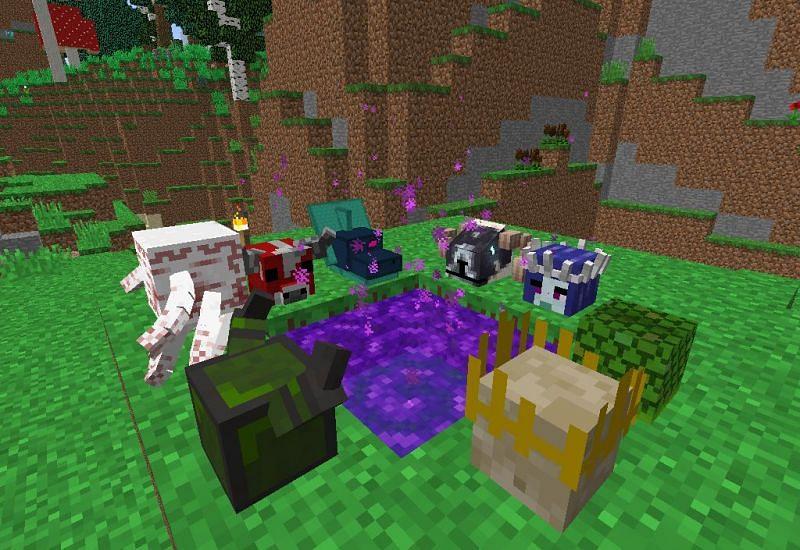 Twilight Forest in Minecraft