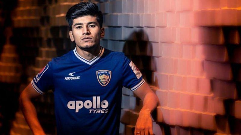 Anirudh Thapa overtook Jeje Lalpekhlua to become Chennaiyin FC