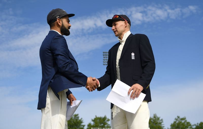 Virat Kohli & Joe Root are expected to lead their respective sides in the Test series.