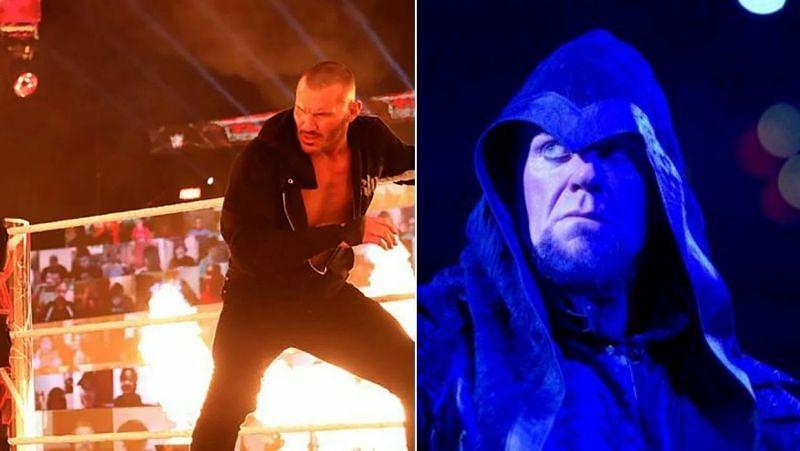Orton/Undertaker