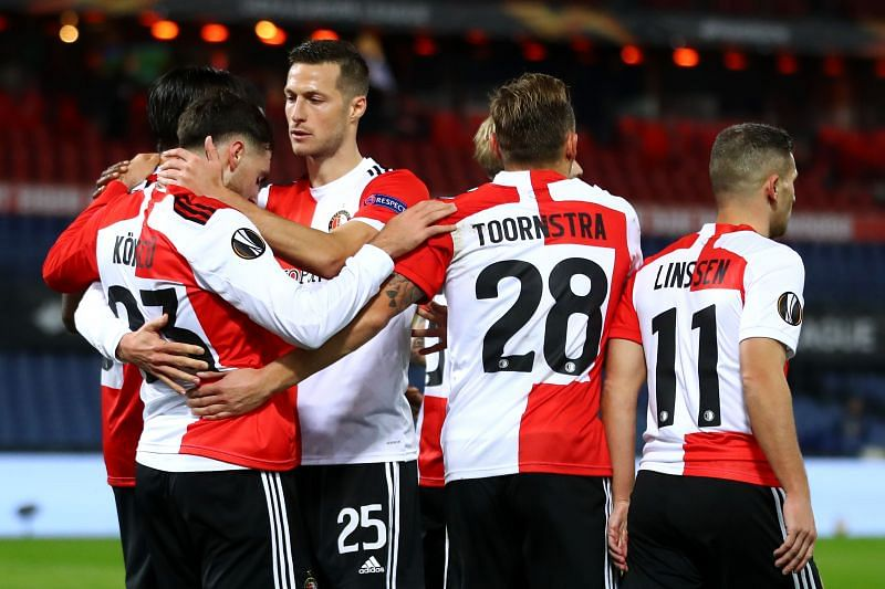 Can Feyenoord come out on top against city rivals Sparta Rotterdam this weekend?