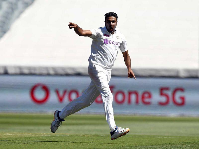 Ravichandran Ashwin picked 12 wickets against Australia