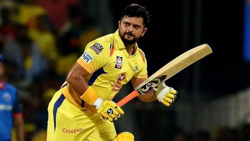 Suresh Raina has been an integral part of the Chennai Super Kings