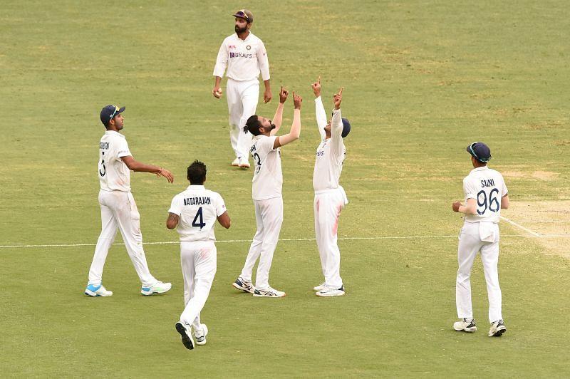 Mohammed Siraj took a five-wicket haul in Australia