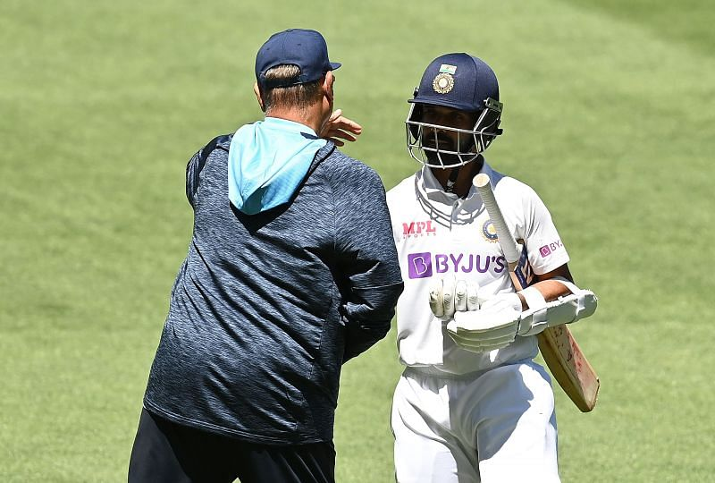 Ajinkya Rahane calm demeanour on the field has won praise from one and all
