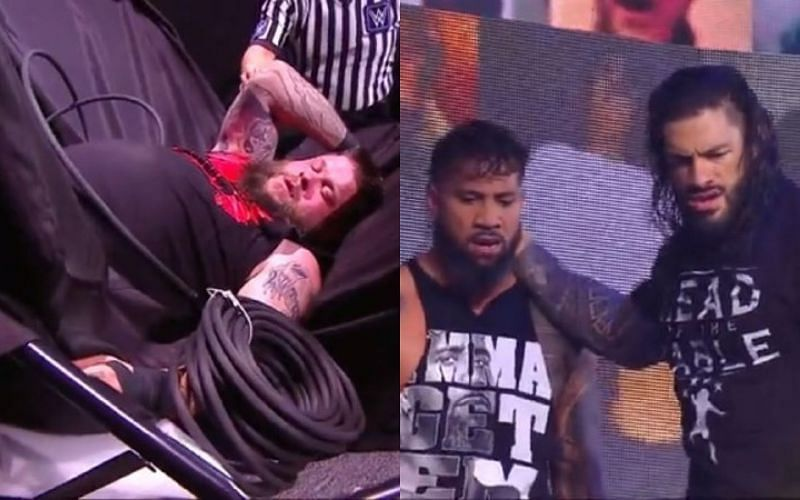 WWE SmackDown delivered an interesting show tonight