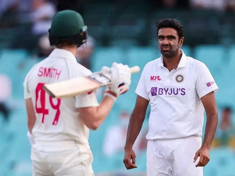 Ravichandran Ashwin vs Steve Smith was one of defining battles of the series