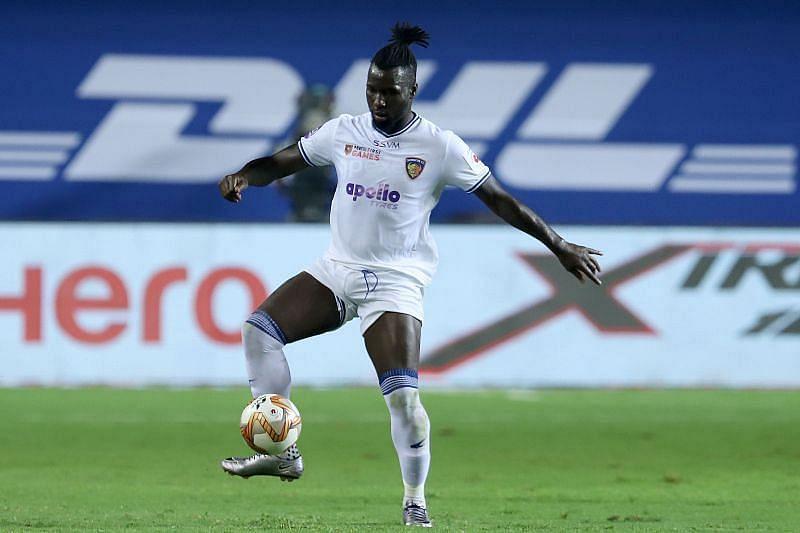 Esmael Goncalves needs to score regularly for Chennaiyin FC. (Image: ISL)