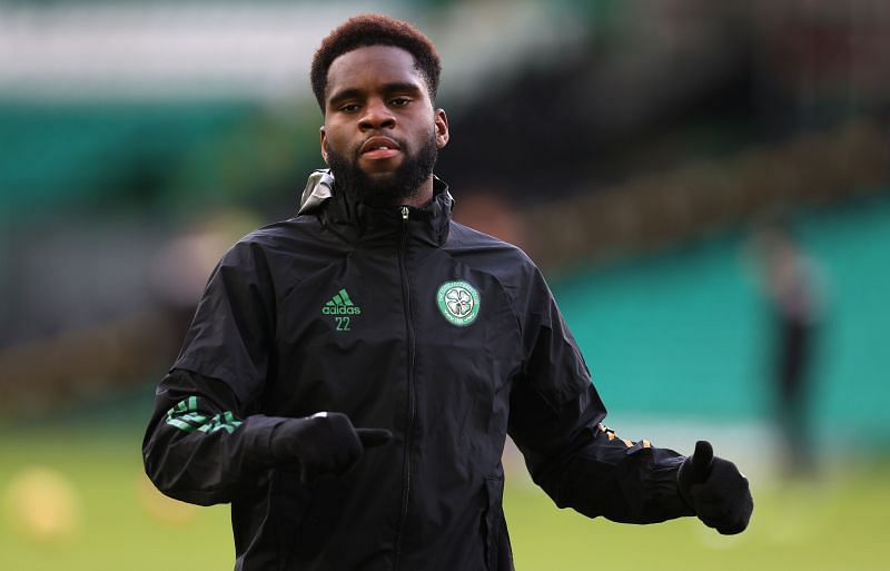 Edouard has been immense for Celtic.