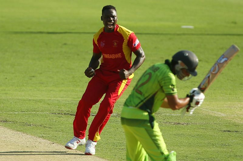 Zimbabwe will host Pakistan in April-May