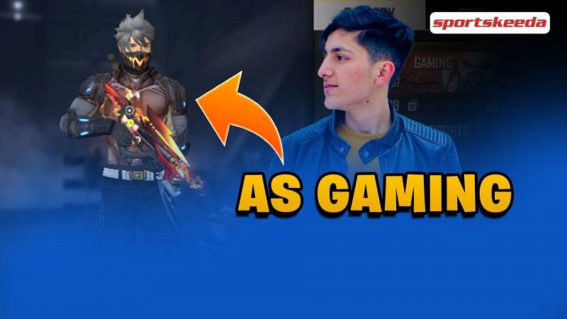 AS Gaming (Free Fire)