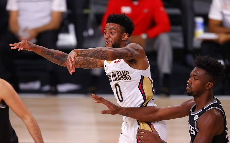 New Orleans Pelicans vs Sacramento Kings
