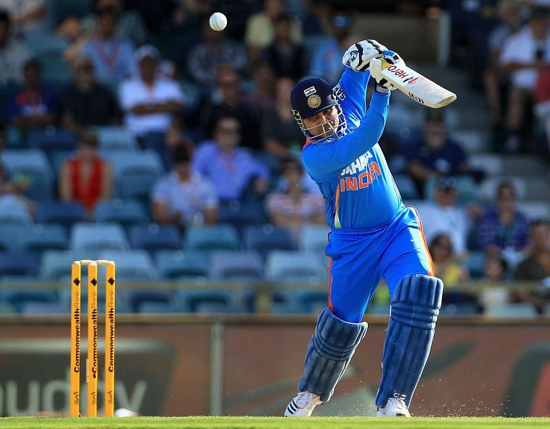 Virender Sehwag dominated international cricket for India.