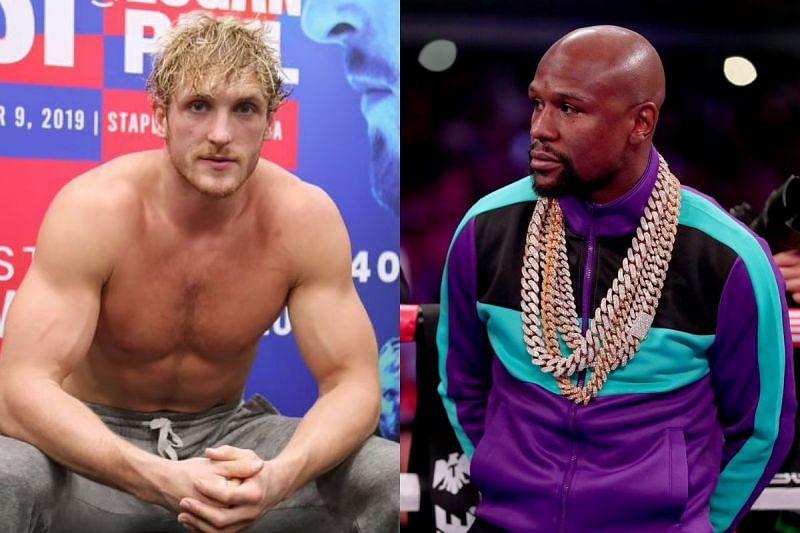 Logan Paul will fight Floyd Mayweather on February 20