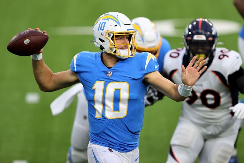 Los Angeles Chargers QB Justin Herbert Came Close To Beating The Chiefs In His First NFL Start. Can He Pull Off The Victory Against Them On Sunday? Week 17 FOX Late Coverage Map