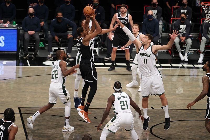 Milwaukee Bucks 123-125 Brooklyn Nets: 5 hits and flops as Kevin Durant scores clutch basket to secure thrilling win