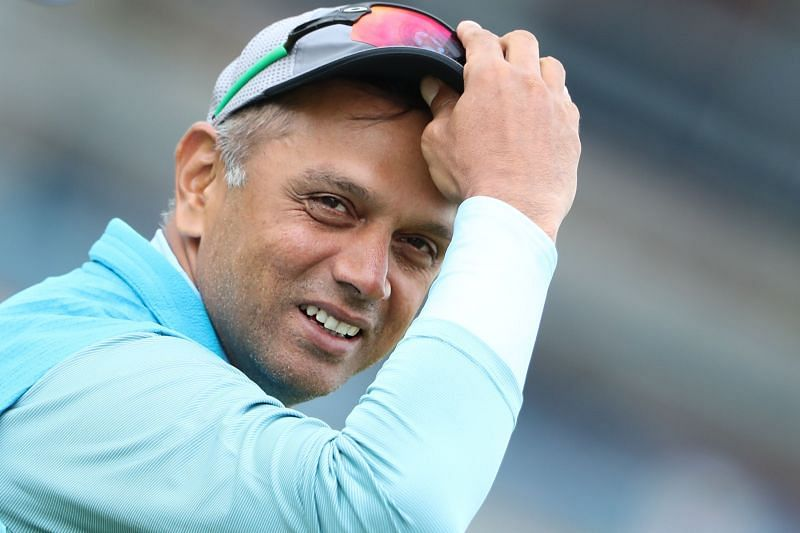 Rahul Dravid, the coach: The man behind the scenes