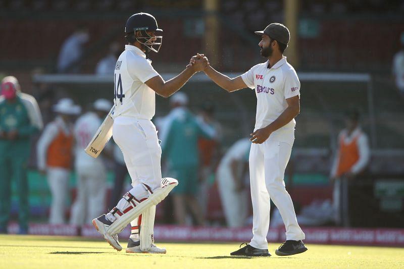 Ajinkya Rahane is still undefeated as a captain in Test cricket