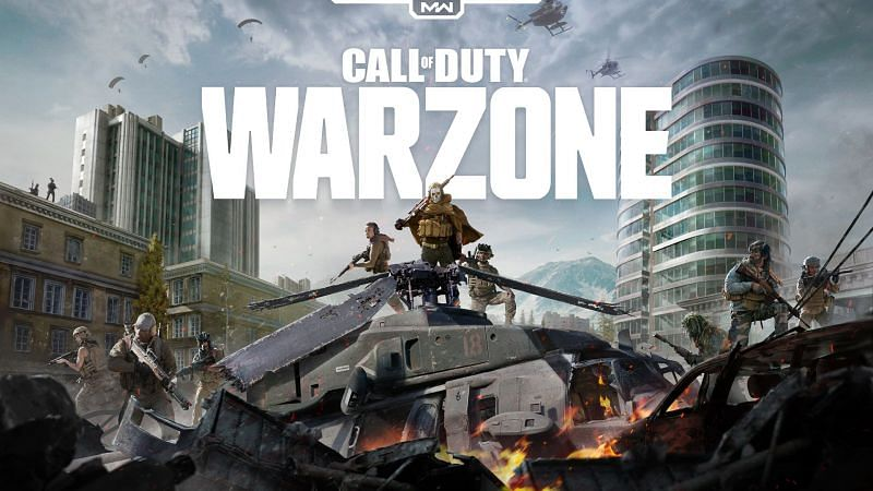 All perks in Call of Duty: Warzone (Image via Activision)