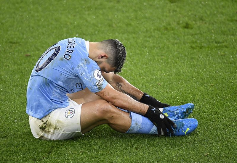 Manchester City striker Sergio Aguero is the fourth-highest goalscorer and the highest non-English scorer in the history of the Premier League