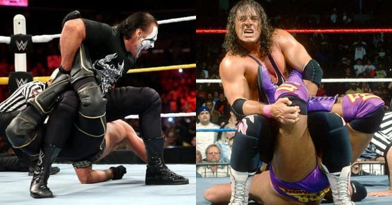 The Scorpion Deathlock and The Sharpshooter.
