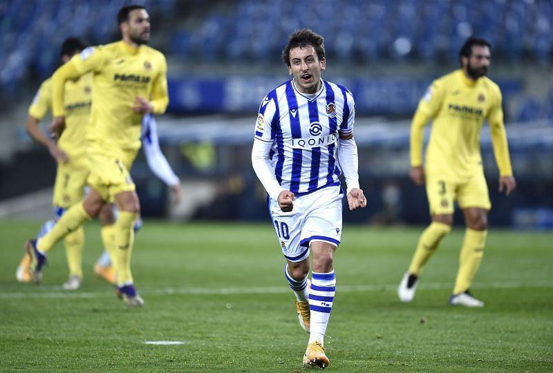 Real Sociedad take on Villarreal this weekend