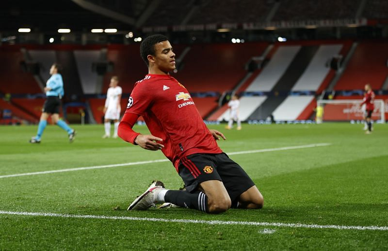 Mason Greenwood has shown great promise so far at Manchester United.