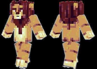 Sinba Minecraft Skin