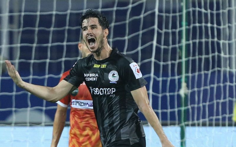 Edu Garcia adds creativity and flair to a rather defensive ATK Mohun Bagan midfield (Image: ISL)