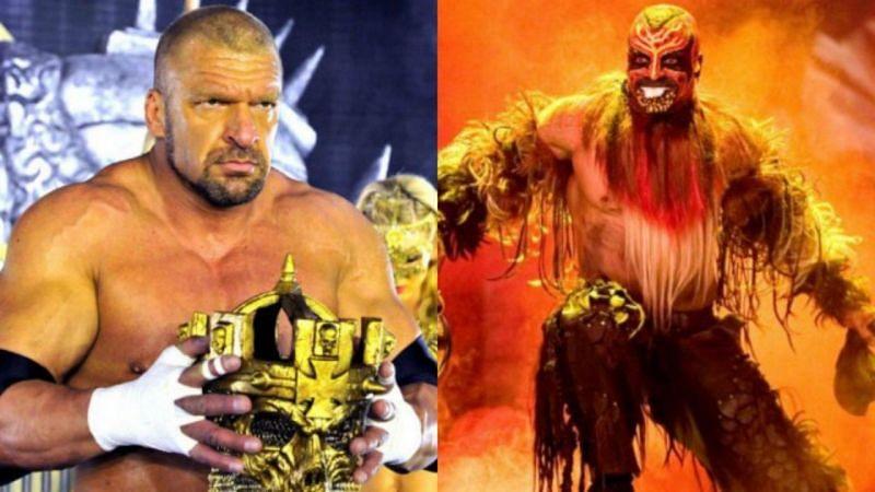 ट्रिपल एच और बूगीमैन Royal Rumble 2021 में सरप्राइज एंट्री कर सकते हैं।