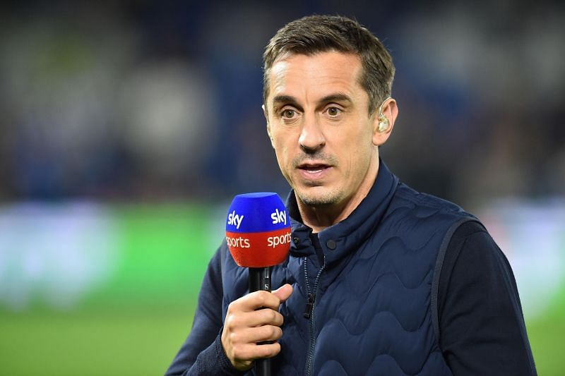 Gary Neville has criticised three Chelsea players for their shoddy display against Manchester City.