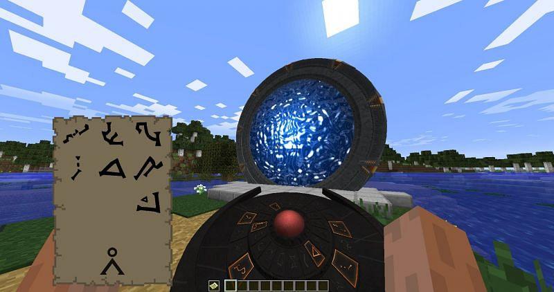 Mods make Minecraft that much more fun (Image via Reddit)