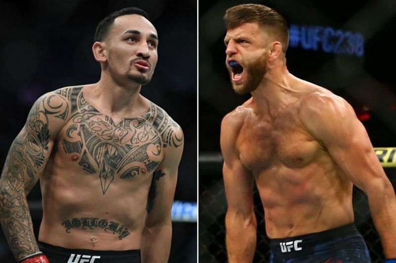 Max Holloway faces Calvin Kattar in the first UFC main event of 2021 this weekend.