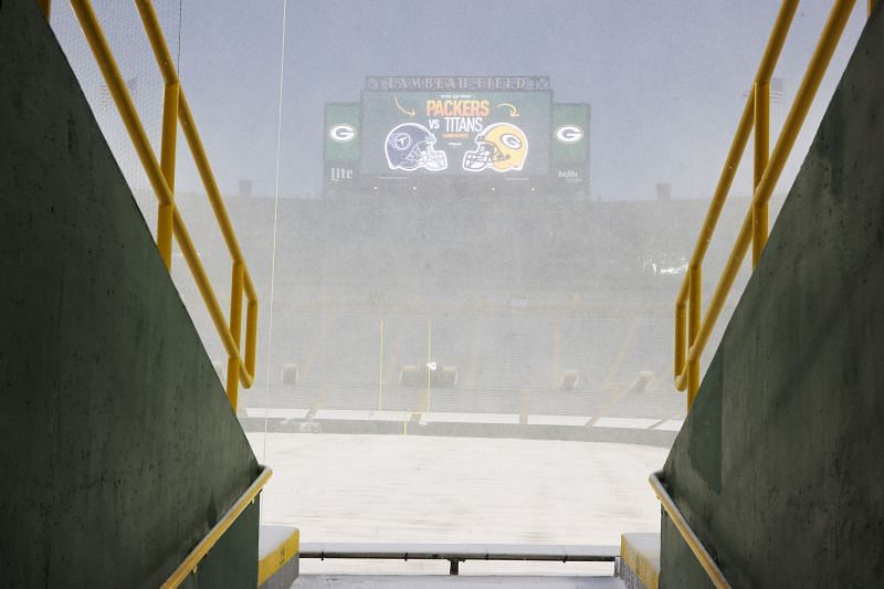Packers home field